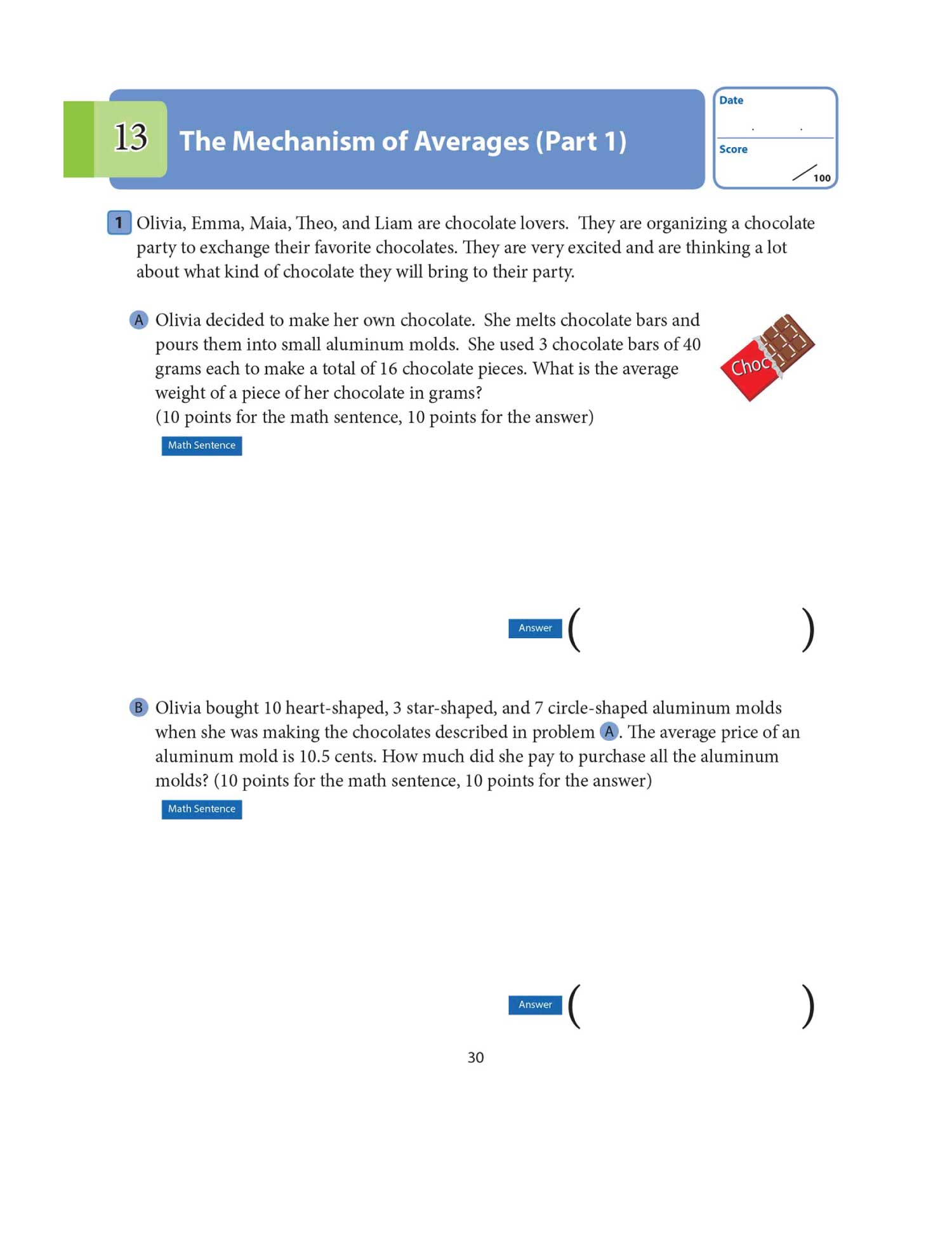 ZoomUpMath Grade5 Pproblem13